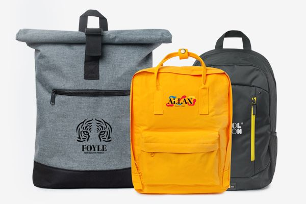 Printing Techniques for Backpacks
